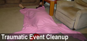Natural & Traumatic Event Cleanup